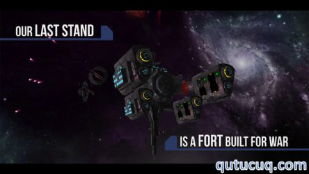 Space Fort: The Last Battle Of The Galaxy ekran görüntüsü