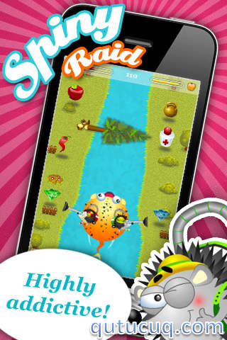 Spiny Raid ekran görüntüsü