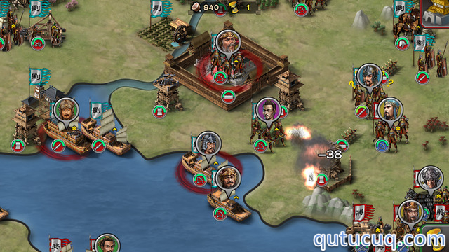 Three Kingdoms Conqueror ekran görüntüsü