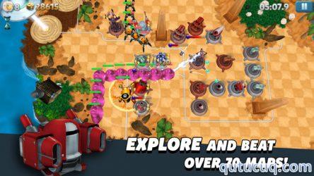 Tower Madness 2 ekran görüntüsü