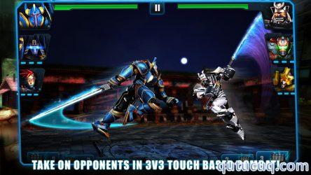 Ultimate Robot Fighting ekran görüntüsü