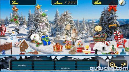 Winter Snow Christmas Holiday ekran görüntüsü