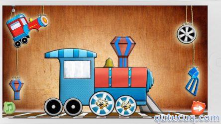 I've Been Working on the Railroad: Train Songs ekran görüntüsü