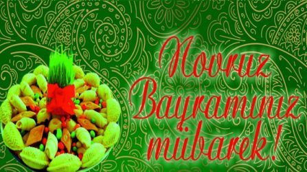 Novruz Bayramı Təbrikləri ekran görüntüsü