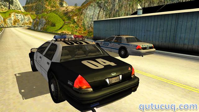 3D Turbo Police Chase ekran görüntüsü