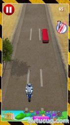 Action Bike Drag Race ekran görüntüsü