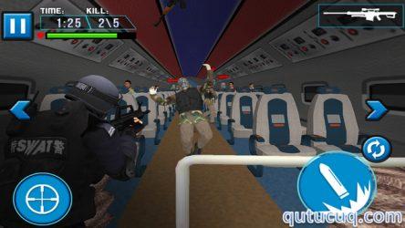 Airplane SWAT Team ekran görüntüsü