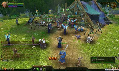 Allods Online ekran görüntüsü