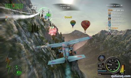 Altitude0: Lower & Faster ekran görüntüsü