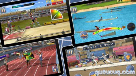 Athletics 2: Summer Sports ekran görüntüsü