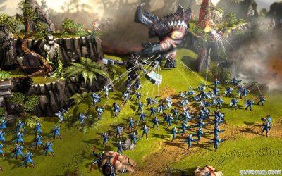 Battle Forge ekran görüntüsü