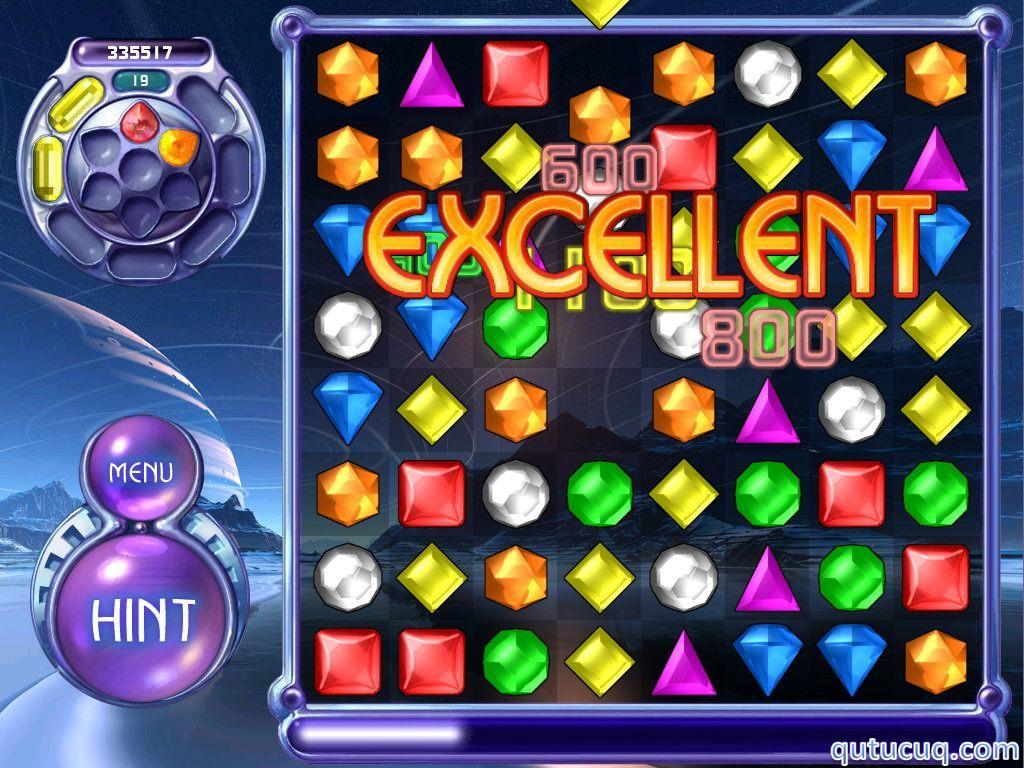 Bejeweled 2 Deluxe ekran görüntüsü