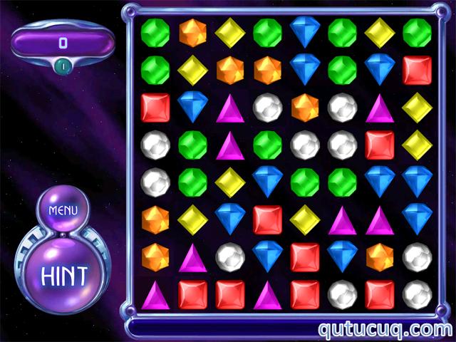 Bejeweled 2 ekran görüntüsü