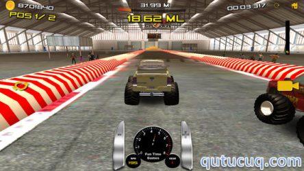 Big Race ekran görüntüsü