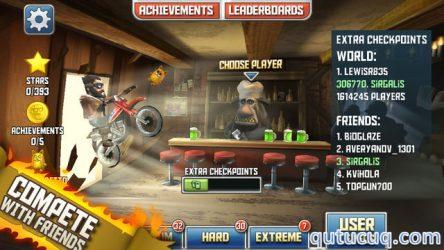 Bike Baron ekran görüntüsü
