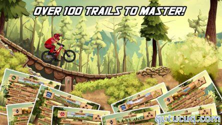 Bike Mayhem Mountain Racing ekran görüntüsü
