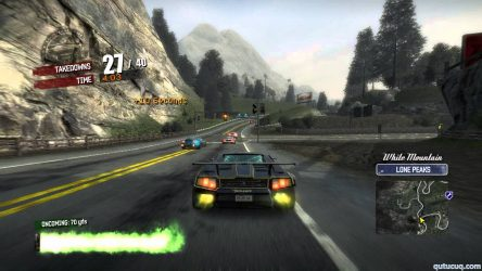 Burnout Paradise The Ultimate Box ekran görüntüsü