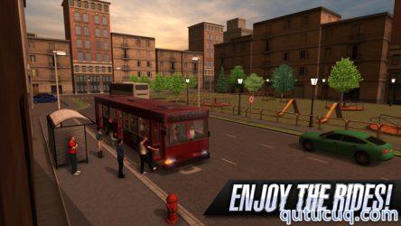 Bus Simulator 2015 ekran görüntüsü