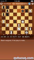 Chess U ekran görüntüsü