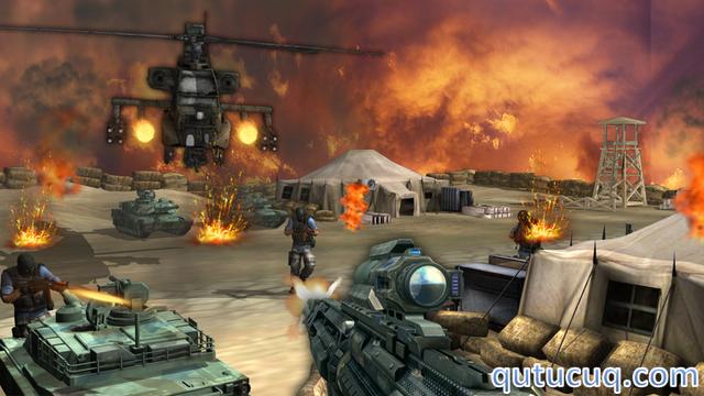 Counter Shooting Terrorist ekran görüntüsü