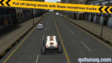 Crazy Monster Truck – Escape ekran görüntüsü