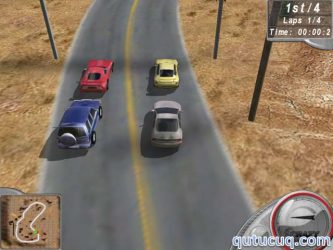 Crazy Racing Cars ekran görüntüsü