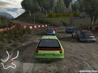 Cross Racing Championship ekran görüntüsü