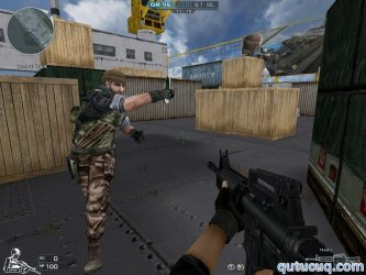 Crossfire ekran görüntüsü