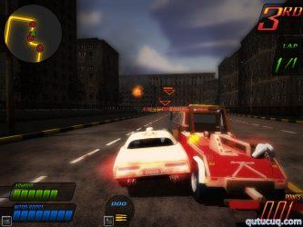 Deadly Racing ekran görüntüsü