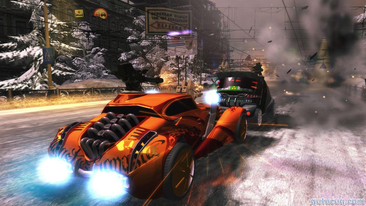 Death Track Resurrection ekran görüntüsü