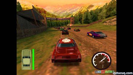 Demolition Racer ekran görüntüsü