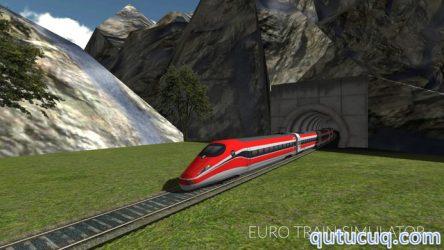 Euro Train Simulator ekran görüntüsü