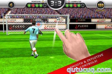 EuroGoal 2012 ekran görüntüsü