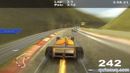 F1 Chequered Flag ekran görüntüsü