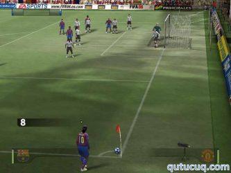 FIFA 08 ekran görüntüsü