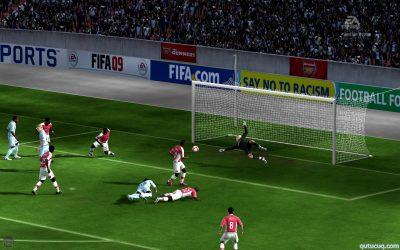 FIFA 2009 ekran görüntüsü