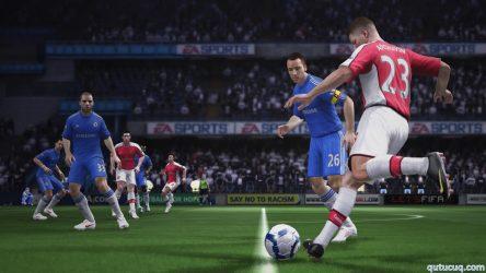 FIFA 2011 ekran görüntüsü