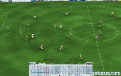 FIFA Manager 2009 ekran görüntüsü