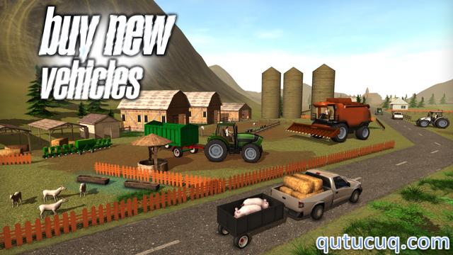 Farmer Sim 2015 Yüklə ekran görüntüsü