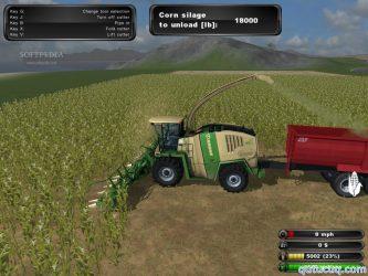 Farming Simulator 2011 ekran görüntüsü