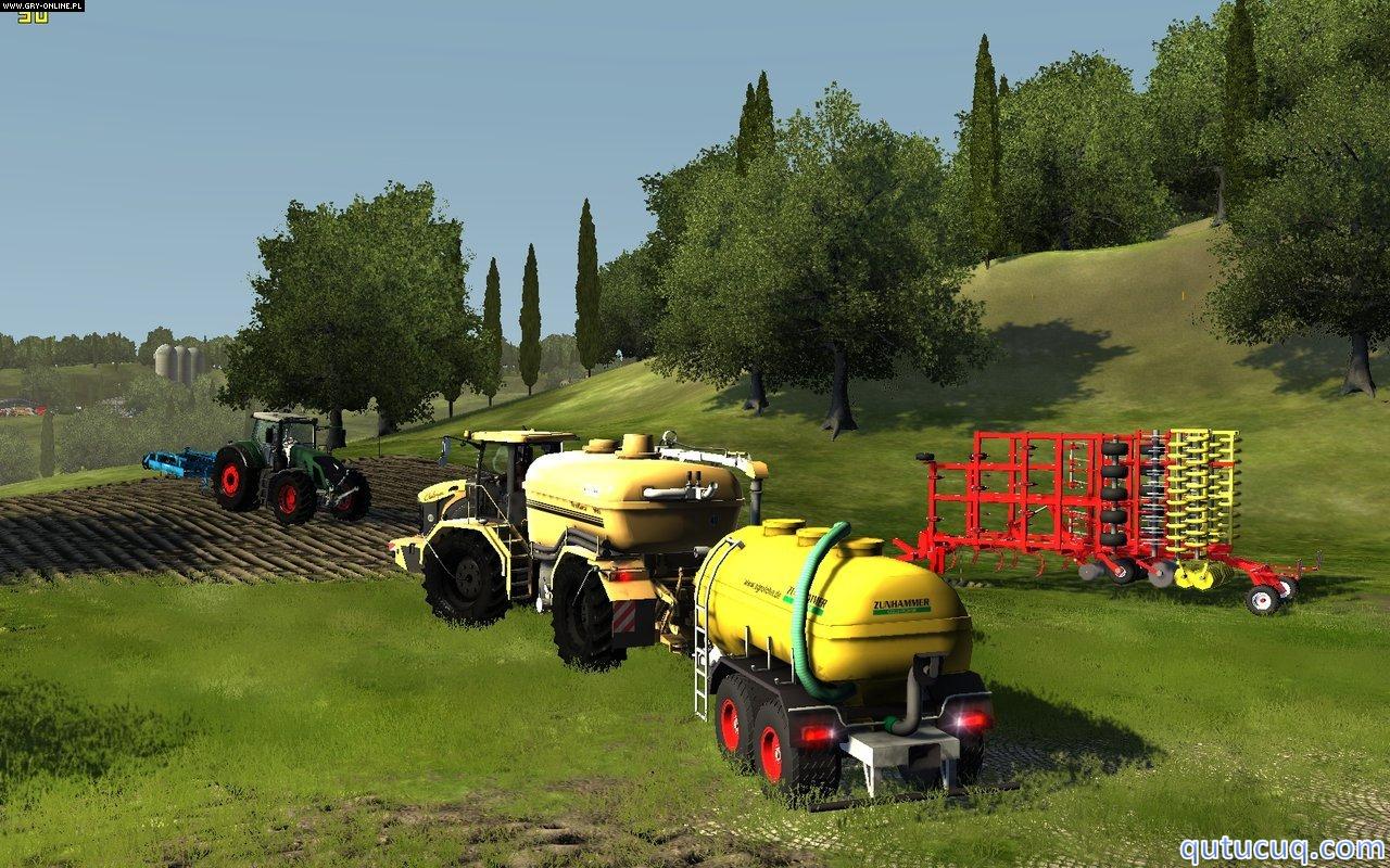Farming Simulator 2013 ekran görüntüsü