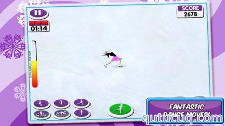 Figure Skating ekran görüntüsü
