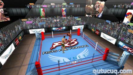 Fists For Fighting Fx3 ekran görüntüsü