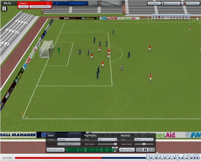 Football Manager 2010 ekran görüntüsü