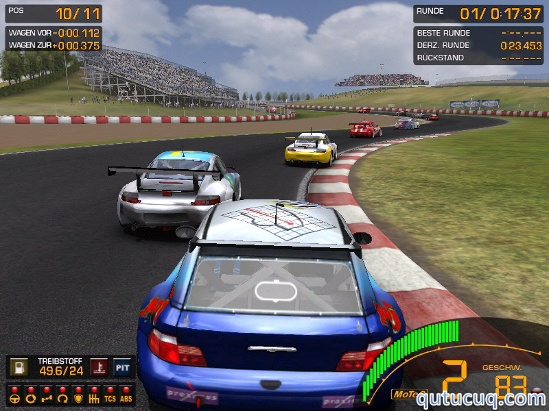GTR 2 ekran görüntüsü