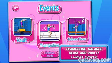 Gymnastic & Dance ekran görüntüsü