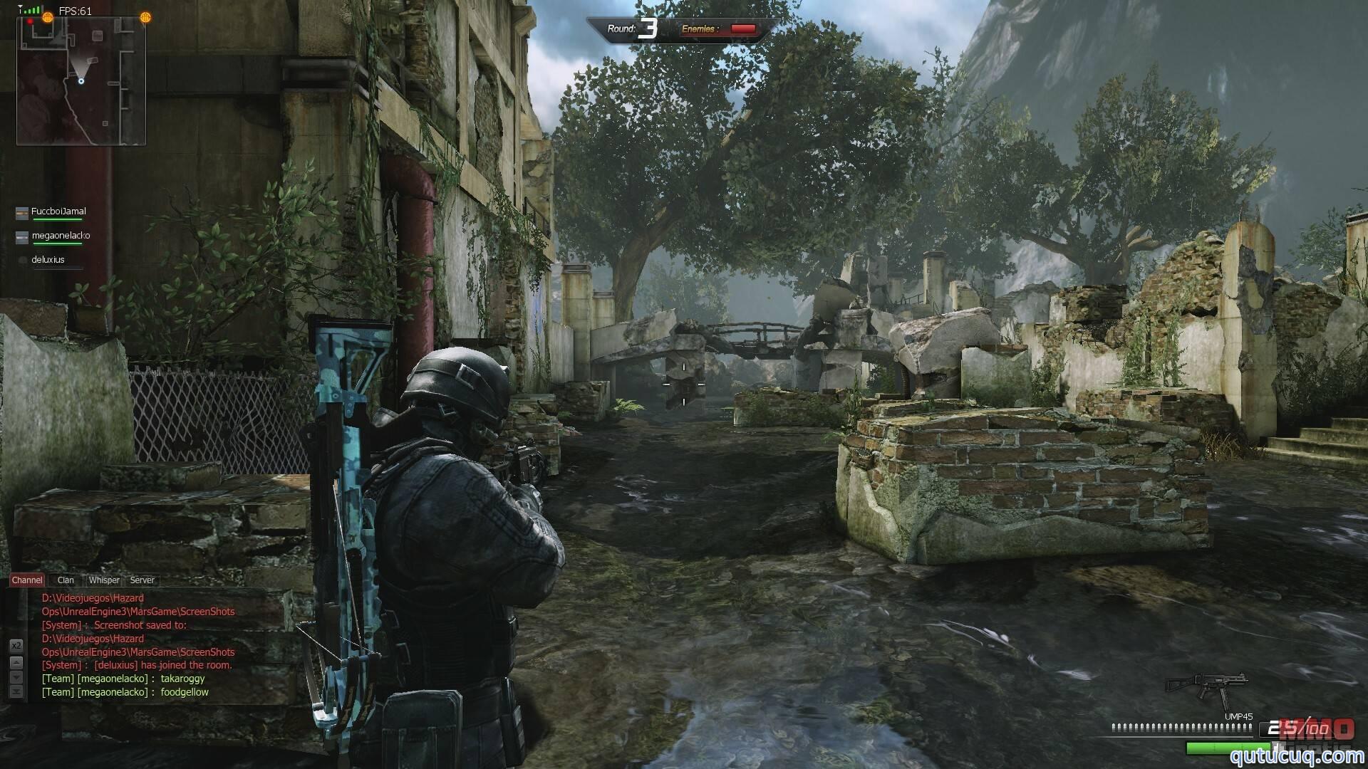 Hazard Ops ekran görüntüsü