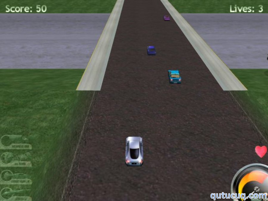 Highway Pursuit ekran görüntüsü