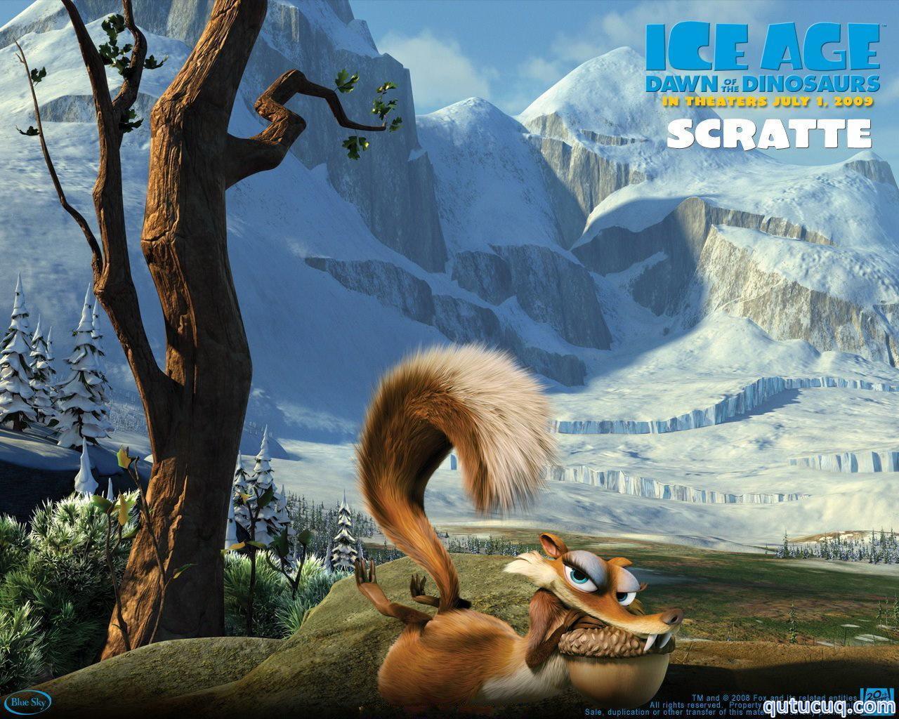 Ice Age Dawn of the Dinosaurs ekran görüntüsü