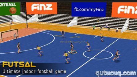 Indoor Soccer Futsal 2k20 ekran görüntüsü